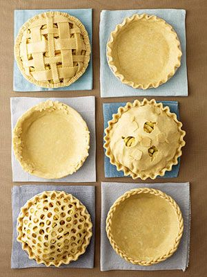 Our favorite pie recipes for any occasion. From fruit fillings to decadent chocolate toppings, these recipes will make you want to cut straight to dessert.