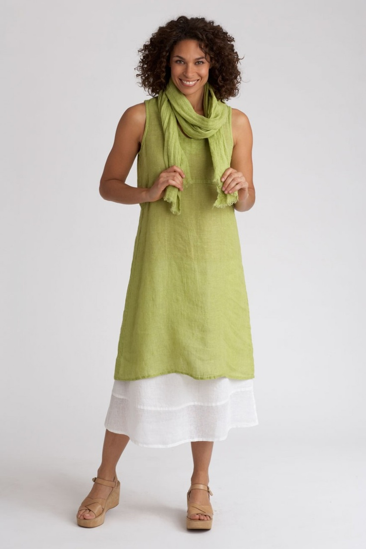 127 Best Flax Linen Images On Pinterest Flax Clothing