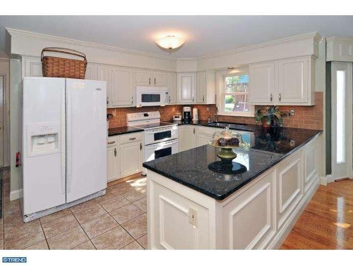 Wonderful Upgraded Kitchen With Granite Counters Subway