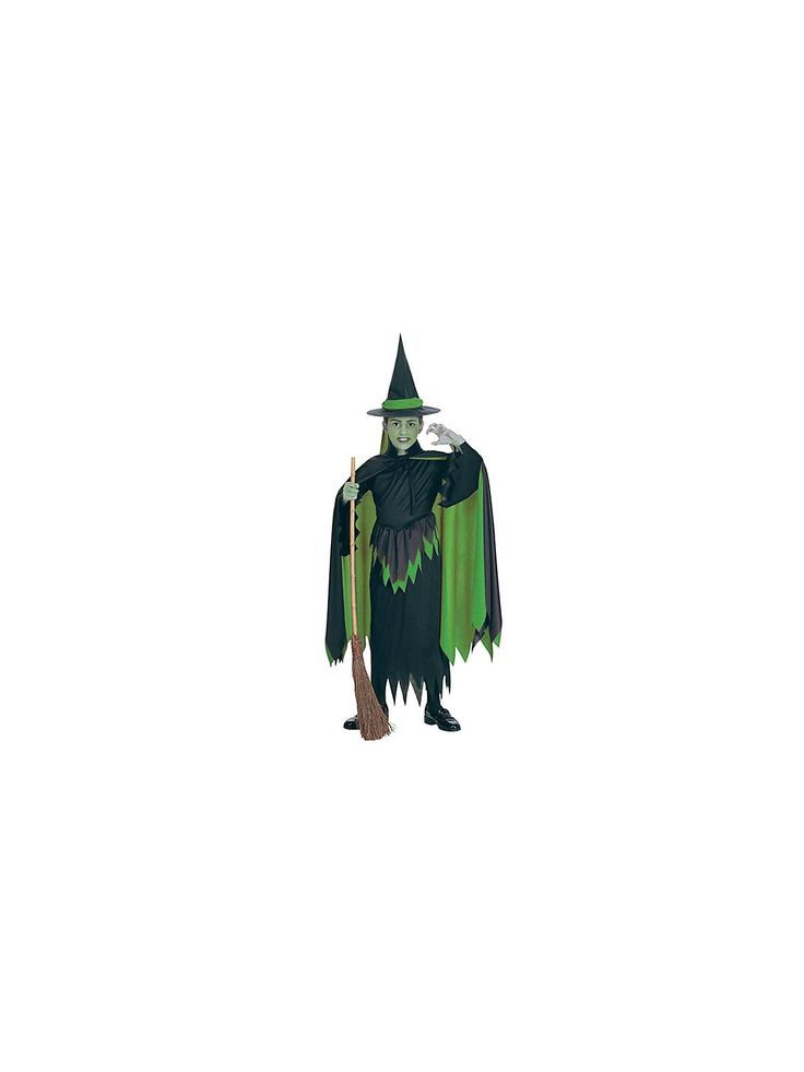 Wicked Witch Child Costume | Wholesale Witch Costumes for Girls