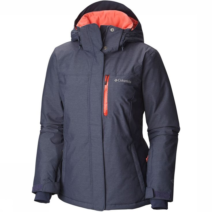 189,95 - BEVER - Alpine Action Jas Dames. Een wintersportjas met alles er op en er aan die je ook in het dagelijks leven kunt dragen.