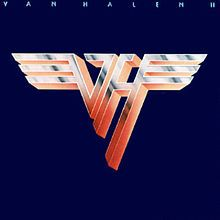 Van Halen II is the second album by American hard rock band Van Halen, released in 1979.