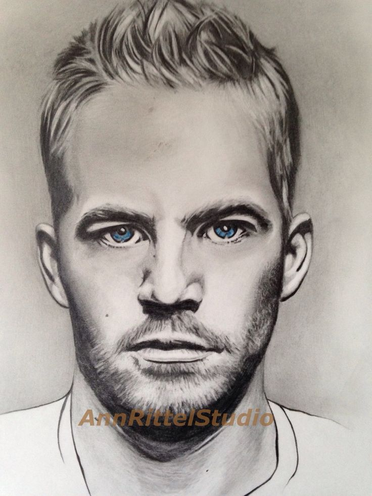A personal favourite from my Etsy shop https://www.etsy.com/uk/listing/289336139/portrait-of-paul-walker