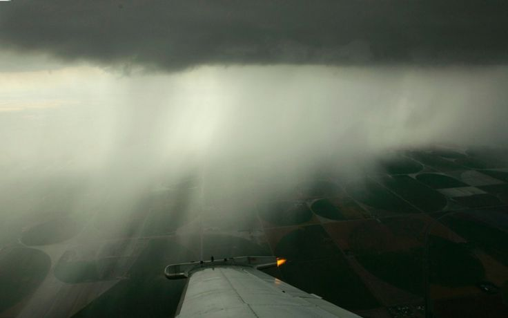 Regions of the U.S. that experience dry winters and anticipate lower than average snowfalls are turning to a technology known as 'cloud seeding' that helps maximize precipitation. Nevada and Idaho are among ten U.S. states using the 50-year-old technology this winter in the hopes of lessening future droughts.