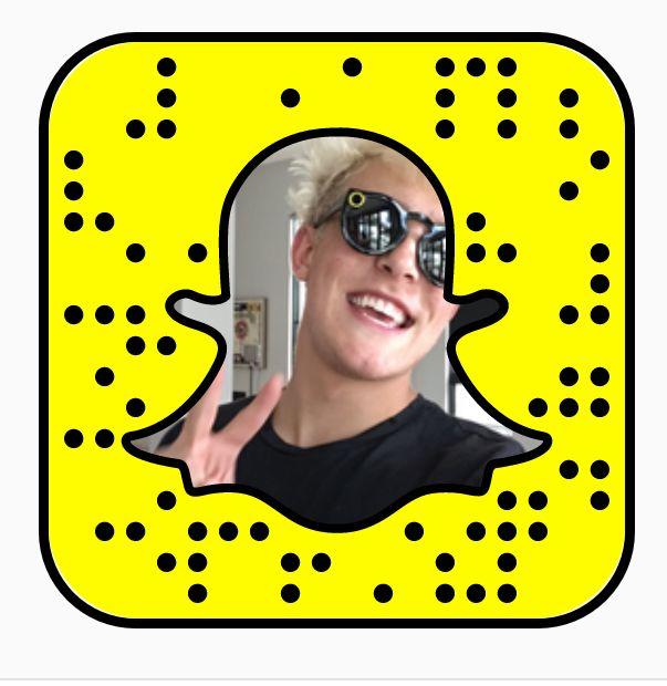 Jake Paul Snapchat Username & Snapcode  #jakepaul #snapchat http://gazettereview.com/2018/01/jake-paul-snapchat-username/