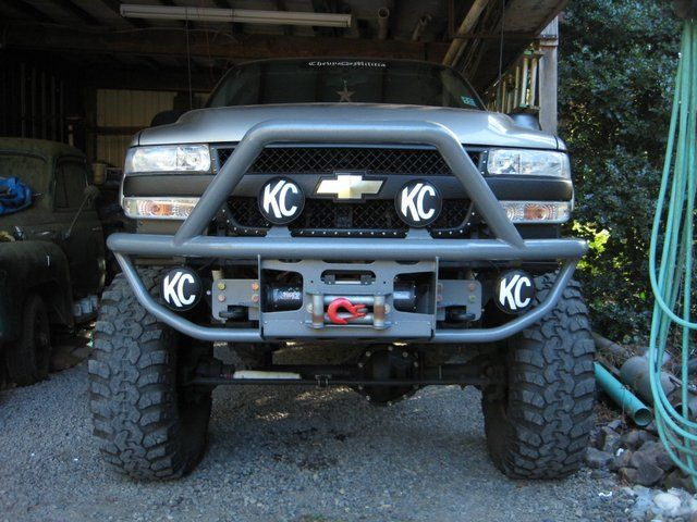 Lb7 Duramax Bedlinered Oem Grill With Rbp Style Stainless Bolts Gmc Truck Forum Chevy Trucks Duramax Chevy