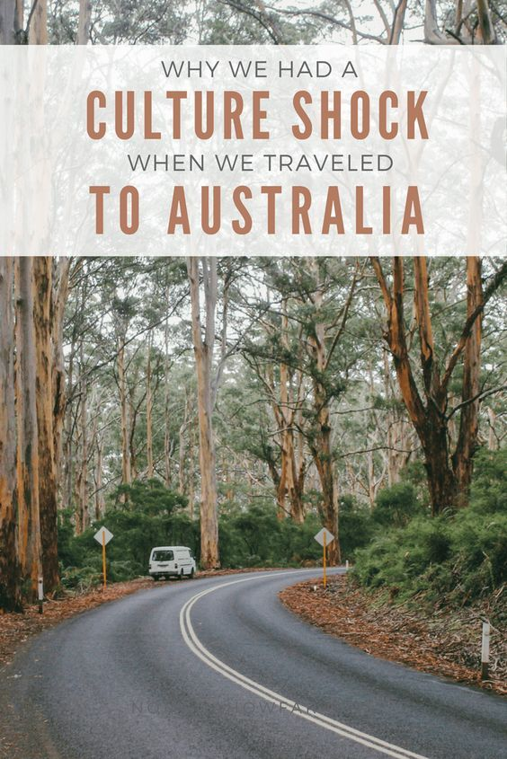 Why We Had A Culture Shock When Traveling To Australia.
