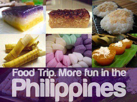 Cake Images With Name Suman : Filipino Desserts Filipino dessertd Pinterest