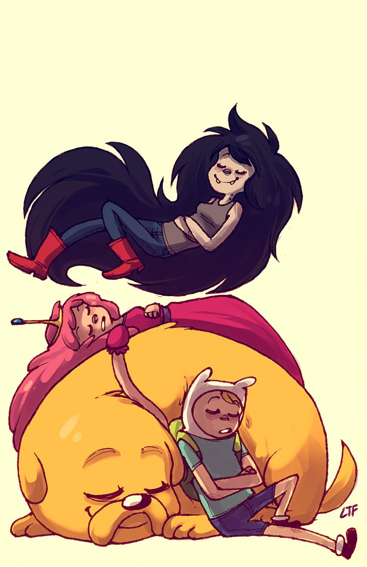 my bro asked me to draw him a pic for his phone so here. look bro its Adventure Time related you better like it. :')