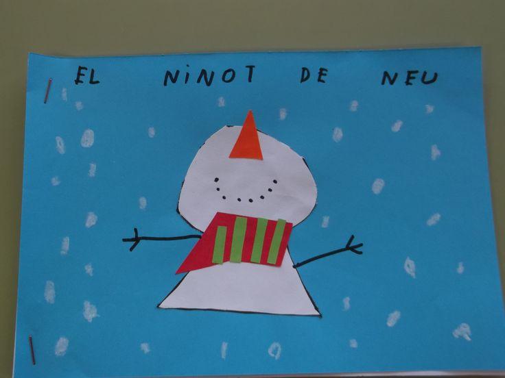 P5 conte : El ninot de neu