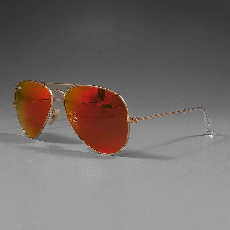 Ideal Die Ray Ban Aviator wurde urspr nglich f r die Piloten der US Army entwickelt und ist bis heute das Ma f r Style und Technologie bei Sonnenbrillen Aktuell