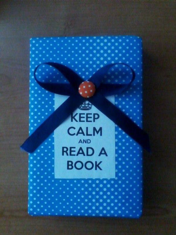 #Keepcalm and read a book #book #gift pack