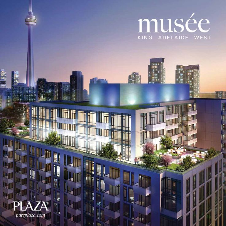 Bronze: Musee brochure for Plaza Corporation