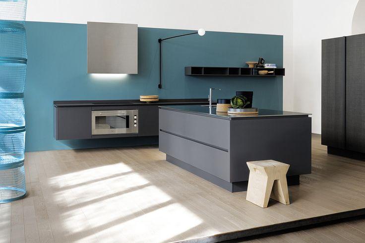 Blue | Kitchen | BFarredamenti