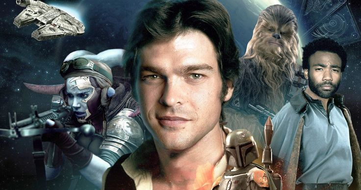 Han Solo Movie's Major Character Names Revealed? -- A report claims that the names of two major characters have been revealed in Disney's Han Solo: A Star Wars Story, which is currently filming. -- http://movieweb.com/han-solo-movie-star-wars-character-names/