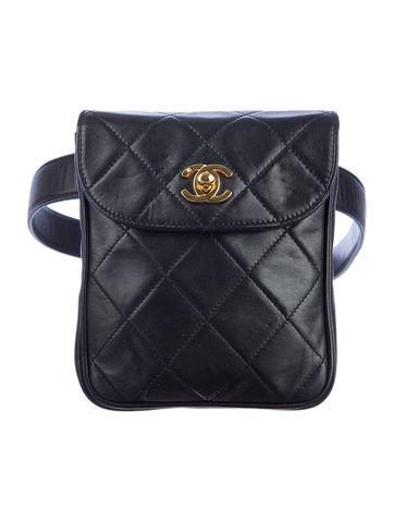 chanel waist bag belt bags pinterest bag