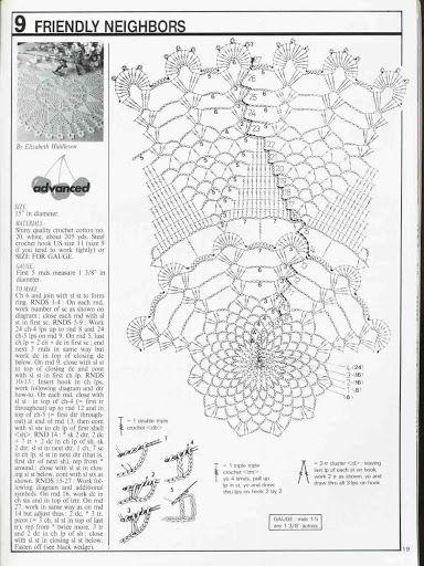 699 best centro de mes de croch images on pinterest crochet decorative crochet magazines 18 claudia lbuns da web do picasa ccuart Gallery