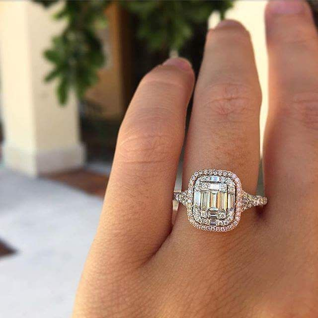 Simon G Mosaic Diamond Engagement Ring Find this Simon G Diamond Engagement  Ring at Raymond Lee Jewelers in Boca Raton — Palm Beach County\'s  destination for ...