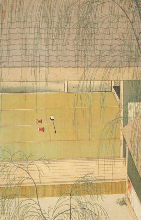 by Settai Komura (1887~1940), Japan