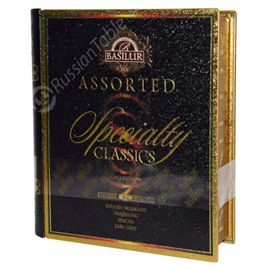 "Tea ""Basilur"" ""Specialty Classics"""