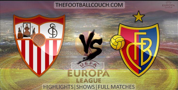 [Video] Europa League Sevilla vs Basel Highlights - http://ow.ly/ZDJTk - #SevillaFC #FCBasel #soccer #Europa League #football #soccerhighlights #footballhighlights #europeanfootball #UEFAEuropaLeague #thefootballcouch