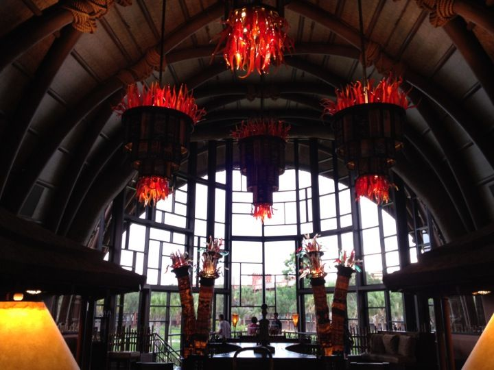 Kidani Village - Disney's Animal Kingdom Lodge in Lake Buena Vista, FL
