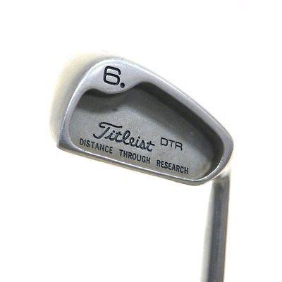 Titleist Golf Clubs Dtr 4-9 Iron Set Regular Steel Value