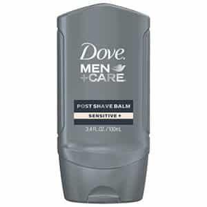4. Dove Men+Care Face Care Post Shave Balm