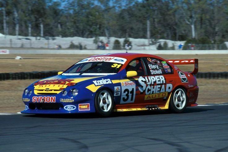 Super cheap Auto - Steven Ellery/Paul Stokell 2000 QLD 500