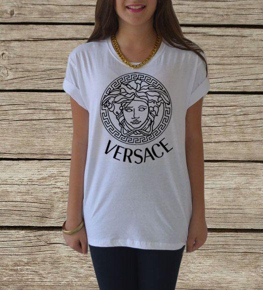 Cheap Versace T Shirt Womens