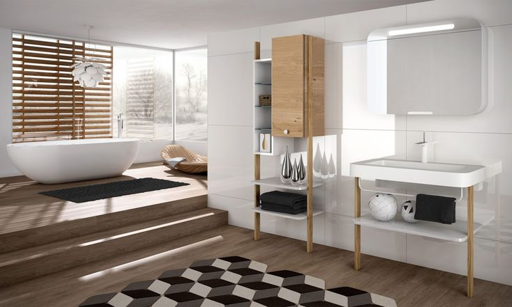 Pin by Rosana Verde on Decoration inspiration: Bathrooms, salles ...