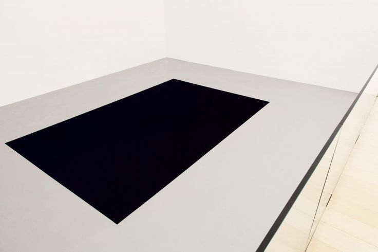 Anish Kapoor, Dark brother, 2005. Museo Madre, Napoli. Photo (C) Amedeo Benestante