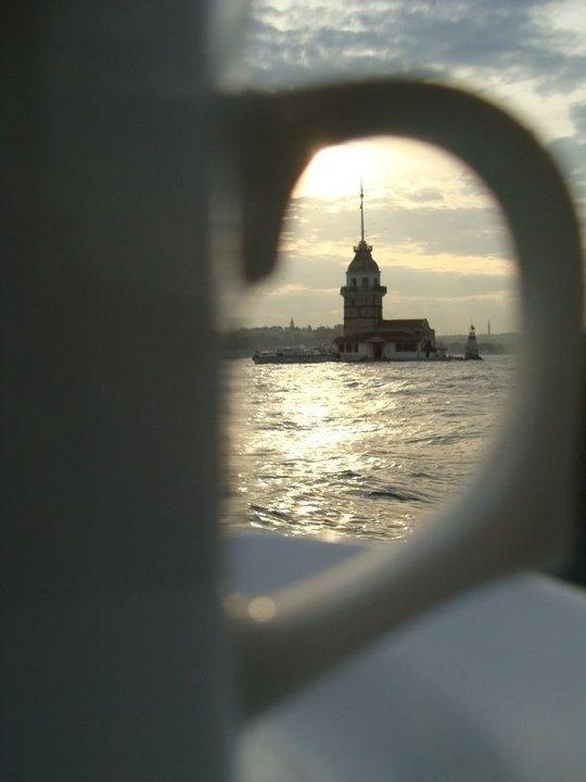 Kiz kulesi, Istanbul #Travel #Tours #Holidays