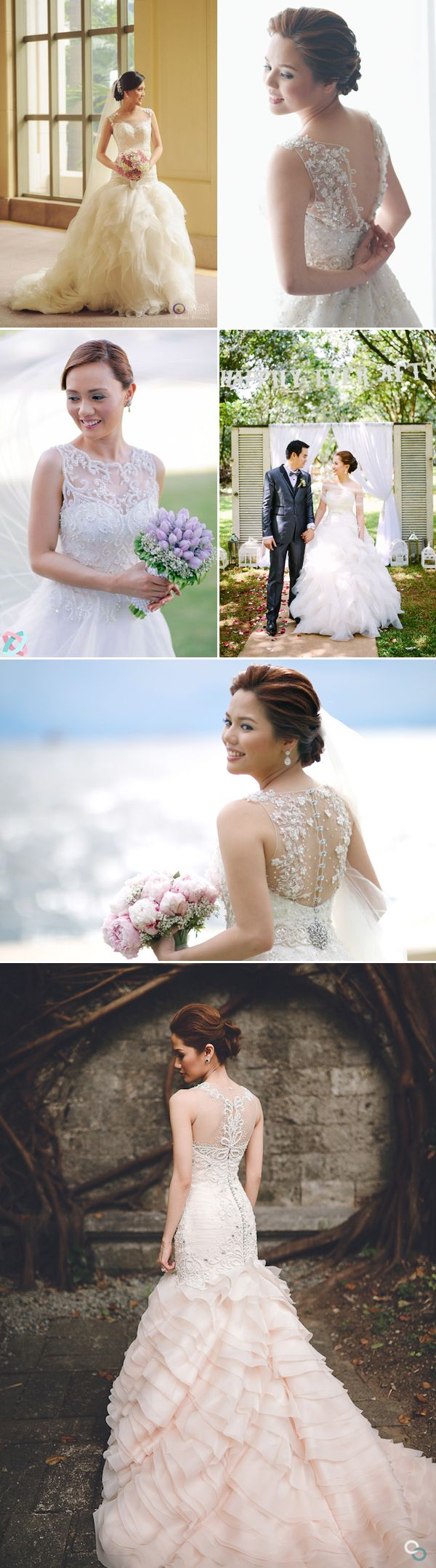 24 best Wedding gown images on Pinterest | Bridal gowns, Bride and ...