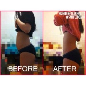 This beautiful girl felt the SkinnyMe difference from day 1! She felt less bloated & more motivated to work out. Cleanse & nourish your body from the inside out with an all natural SkinnyMe teatox: www.skinnymetea.com.au