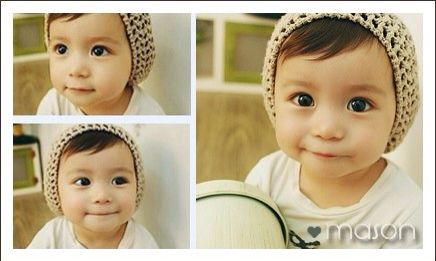 Mexican mixed with asian baby Cutest Baby  Mason Moon  Kids Fashion    Mexican Asian Baby