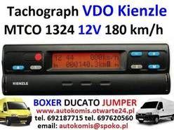 Tachograf analogowy Siemens VDO Kienzle 1324 FIAT DUCATO