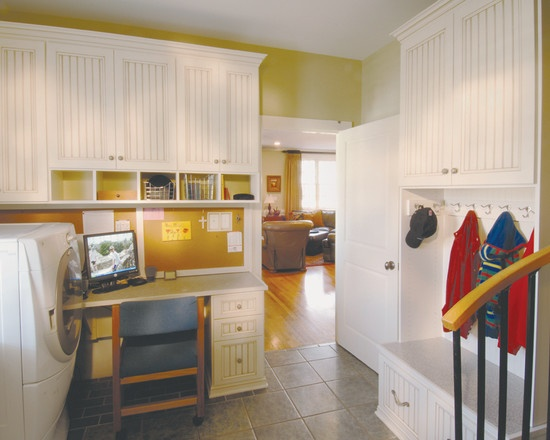 Foyer Landry Office : Images about laundry room mudroom office on