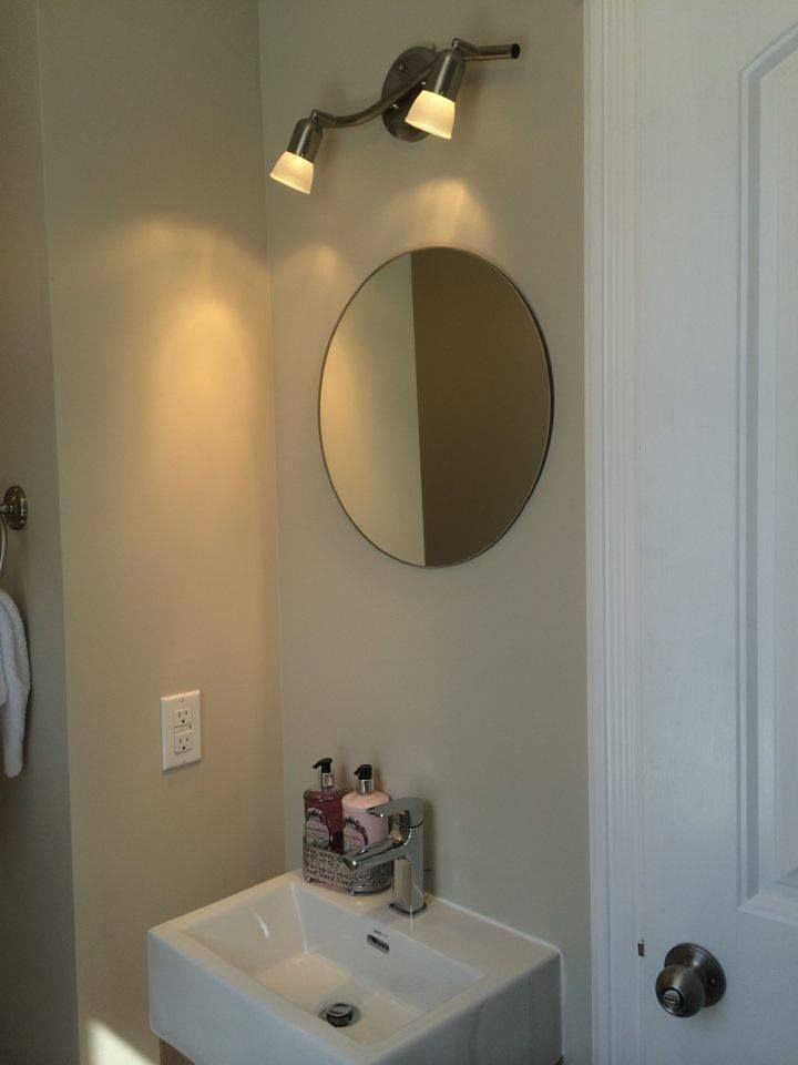 #bathroominspiration #whitebrickwall #brickwall #white #tile #subwaytile #shower #rainhead #custom #design #greytile #homedepot #moen #plumbing #bathroomdesign #interiordesign #bathroomreno #diy #designideas #oldhome #renovation