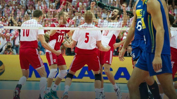 Włochy i Bułgaria zorganizują mistrzostwa świata siatkarzy 2018