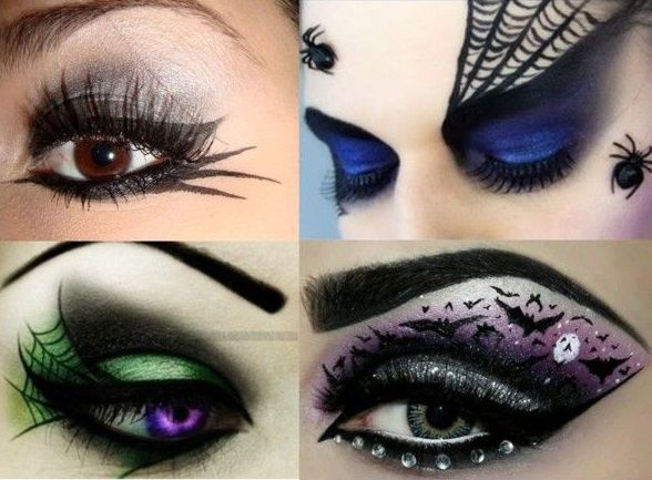 42 best Makeup images on Pinterest Halloween stuff, Make up looks - maquillaje de bruja