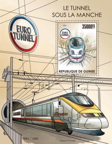 GU15422b The Channel Tunnel (TGV)
