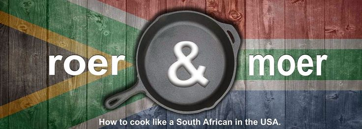 How to cook South African Blog