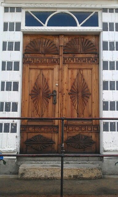 Lovely door in Kragerø,norway