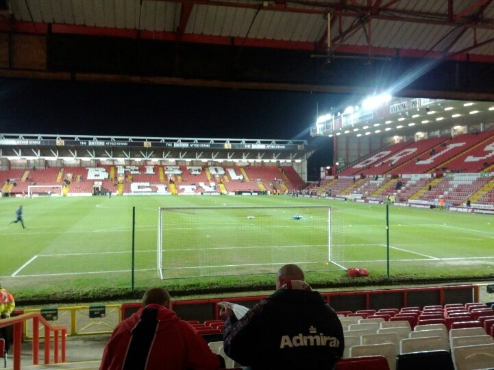 Ashton Gate, Bristol City FC
