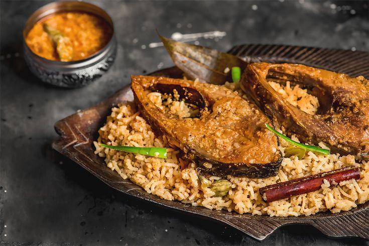 Ilish Pulao Recipe (Bengali Style Hilsa Fish Pilaf)