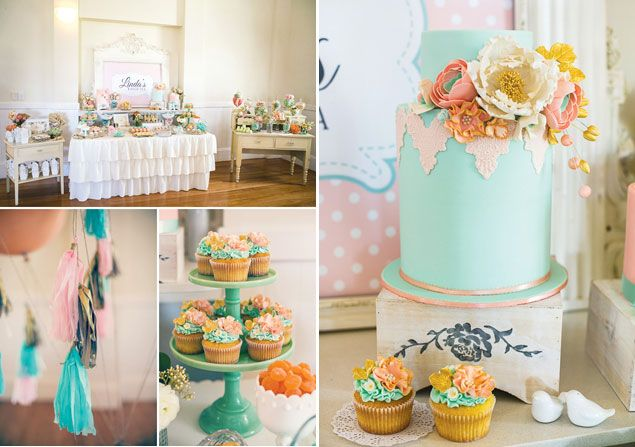 Best Tea Party Bridal Shower Ideas: 10 Best Images About Shower The Bride To Be! On Pinterest