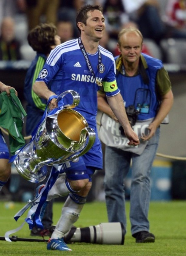 chelsea champions league winners pictures