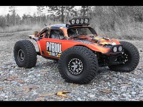 AXIAL YETI OVERHAUL - Pitbull RC Tires - YouTube