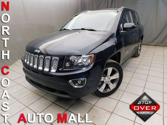 Ebay 2016 Compass High Altitude Edition 2016 Jeep Compass High